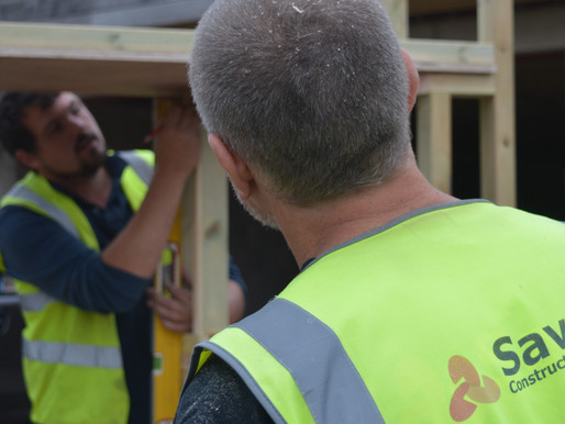 We're recruiting for Site Managers, Working Foremen and Quantity Surveyors