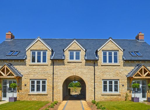 Later Life Development in Bampton Completes
