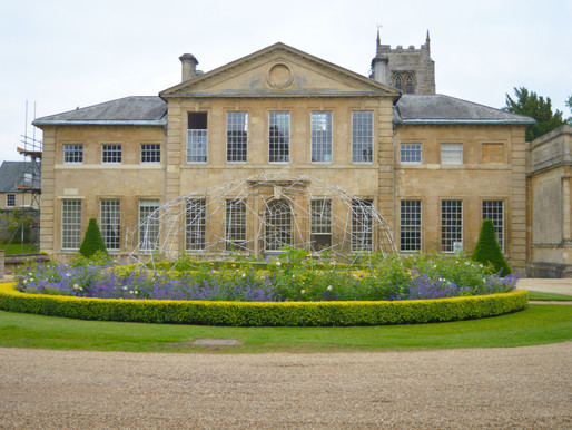 Phase 2 Planning at Aynhoe Park Commences as Owners Arrive from New York