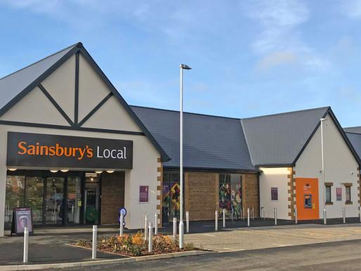 Sainsbury's Store Opens in Banbury