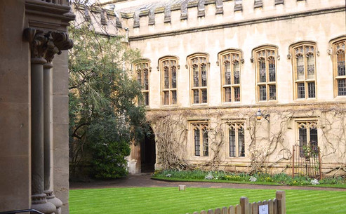 Balliol College Porter's Lodge
