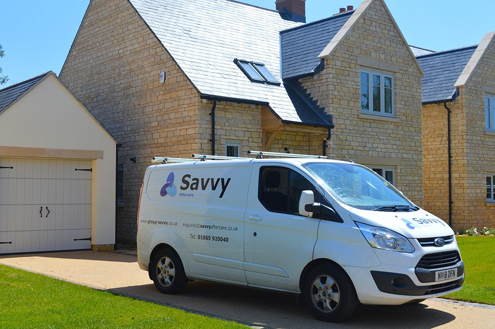Savvy Aftercare Van