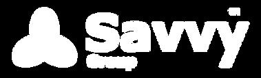 SAVVY Group Logos 2020 - RGB - Full Whit