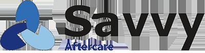 SAVVY Aftercare Logo Transparent Backgro