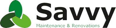 SAVVY Maintenance and Renovations Logo T