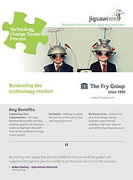 Fry Group Case Study
