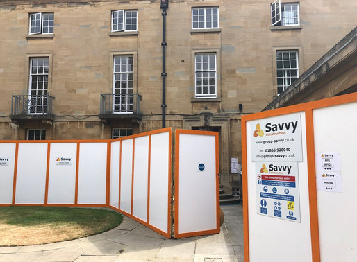 Savvy win Dolphin Quad refurb with St. John's College