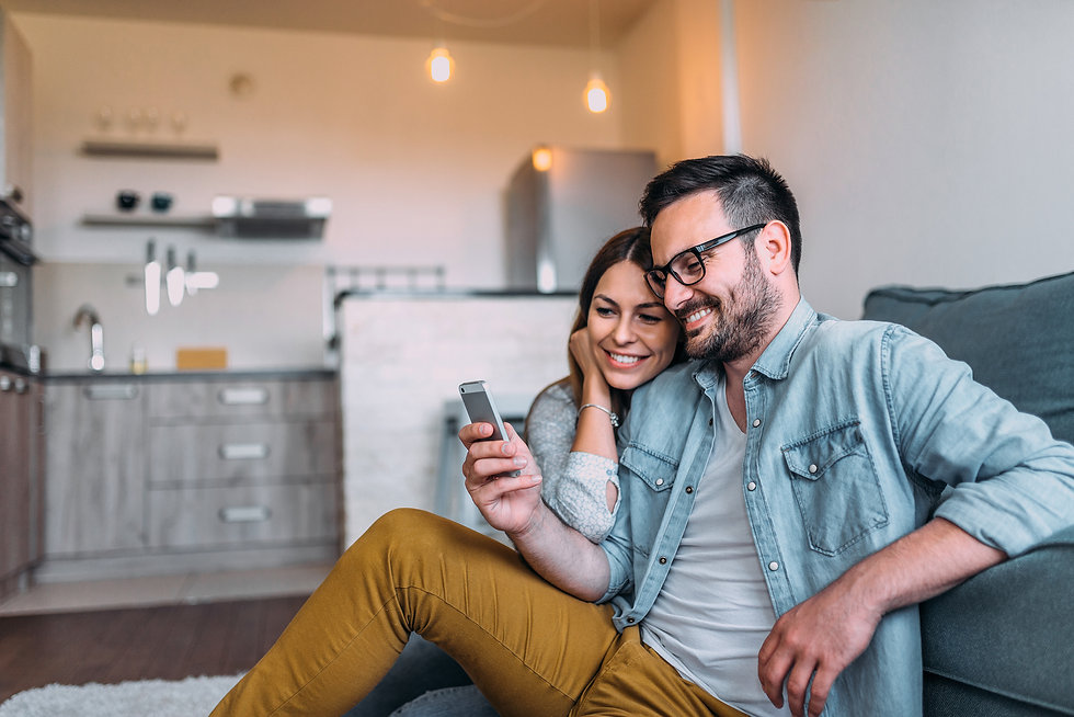 Young couple looking for Mortgage