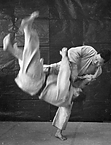 """Feldenkrais Toronto West recognizes Moshe Feldenkrais met Jigoro Kano, the founder of Judo. Feldenkrais earned a black belt in Judo in 1936. He was a co-founding member of the Ju-Jitsu Club de France, one of the oldest Judo clubs in Europe, which still exists today. Moshe Feldenkrais published Judo The Art of Defence and Attack and he believed that """"the essential aim of Judo is to teach, help, and forward adult maturity. Feldenkrais Toronto West and Feldenkrais method helps you manage joint or back pain, knee or hip replacement, improve balance, mobility and vitality. Feldenkrais Toronto West offers gentle, easy Feldenkrais movement classes for any age, ability to improve recovery from injury or surgery, walking better, preventing falling. Feldenkrais Toronto West offers classes to improve performance in sports, arts, including theatre, dance, music. Feldenkrais Toronto offers Feldenkrais movement classes to reduce pain, improve balance, mobility. Feldenkrais Toronto West"""