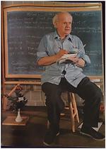 Moshe Feldenkrais Smithsonian magazine J