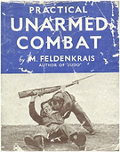 Feldenkrais Toronto West recognizes that the article in Frederick Warne by Moshe Feldenkrais on Practical Unarmed Combat states that Feldenkrais requested by British military to teach soldiers unarmed combat.  Feldenkrais Toronto West Sue Seto offers mindfulness Awareness Through Movement classes, Functional Integration lessons and workshops in somatic education, neuromuscular re-education, neuroplasticity developed by Moshe Feldenkrais Method provides health movement education learning based on neuroplasticity pain management back, lower back, knee, shoulder, neck, hip, feet, chest, mobility, arthritis, fall prevention, recovery of injuries, stroke, concussion, surgery. Feldenkrais Method benefits are improvement athletic performance, dance, music, balance, anxiety, trauma, neurological movement disorders, Parkinson's, EDS, ehlers-danlos, MS, multiple sclerosis, CP, cerebral palsy, scoliosis, visual eye problems, walking, climbing, stairs, sitting, breathing, aging well, older senior.