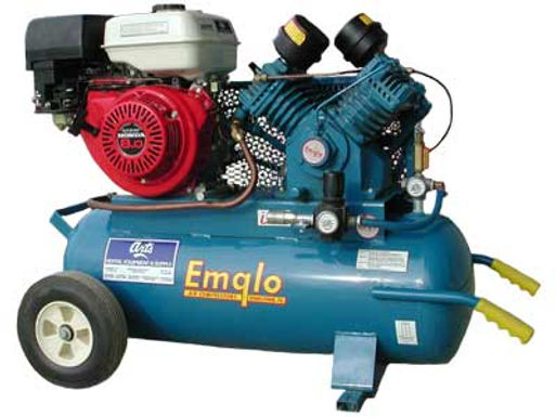 Gas Powered 8 CFM-EMGLO