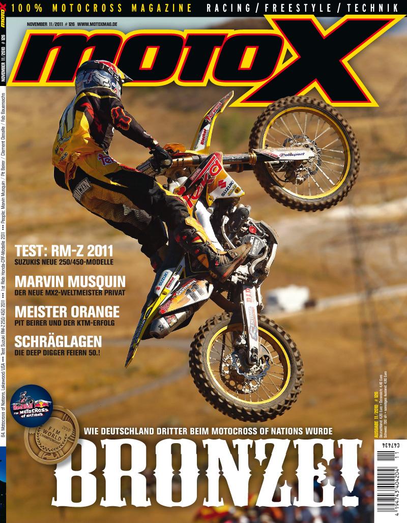 motoX 126
