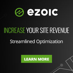 Want to Increase Your AdSense Ad Revenue Automatically then Ezoic  (An A.I. Platform) is here...