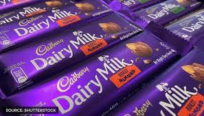 Cadbury:- The face of choclates...