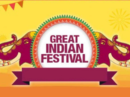 What is AMAZON'S Great indan festival and it's offers...