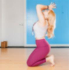 Rachel DeSimone Yoga
