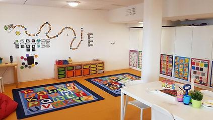 English kindergarten and preschool in Viikki