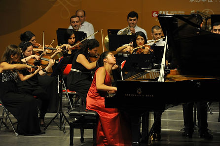 First Prize Winner in the 9th Moscow International Chopin Competition