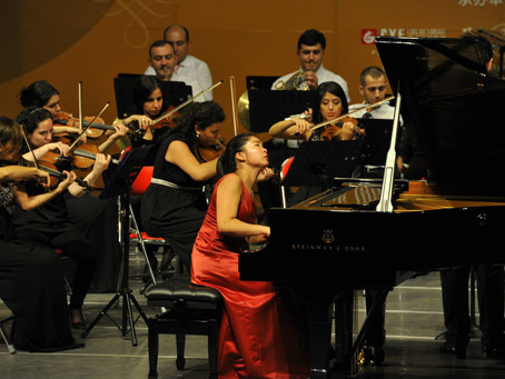 the 9th International Chopin Competition for Young Pianists