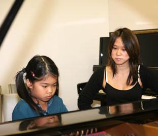 with YuJa Wang