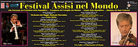 """Annie's Performence at """"Festival Assisi nel Mondo"""""""