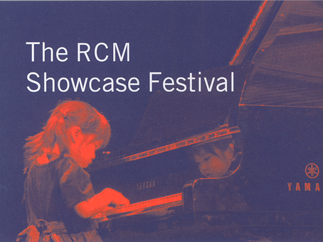 RCM School Showcase