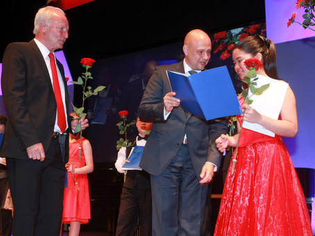 The 13th Ettlingen International Competition for Young Pianists