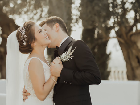 Selin & Anıl's Wedding | Lidya Sardes Hotel Thermal&Spa