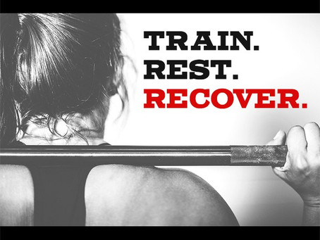 What's the Difference Between Rest and Recovery