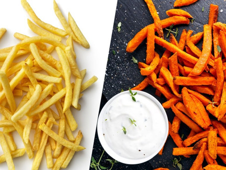Sweet Potato Fries vs. French Fries: Which Is Healthier?