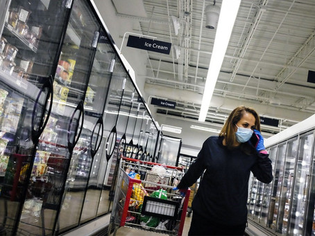 Here's How to Clean Your Groceries During the COVID-19 Outbreak