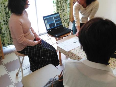 「声診断体験会」のご報告11月