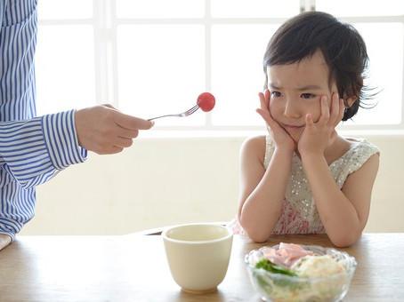 子どもの偏食を克服するには?