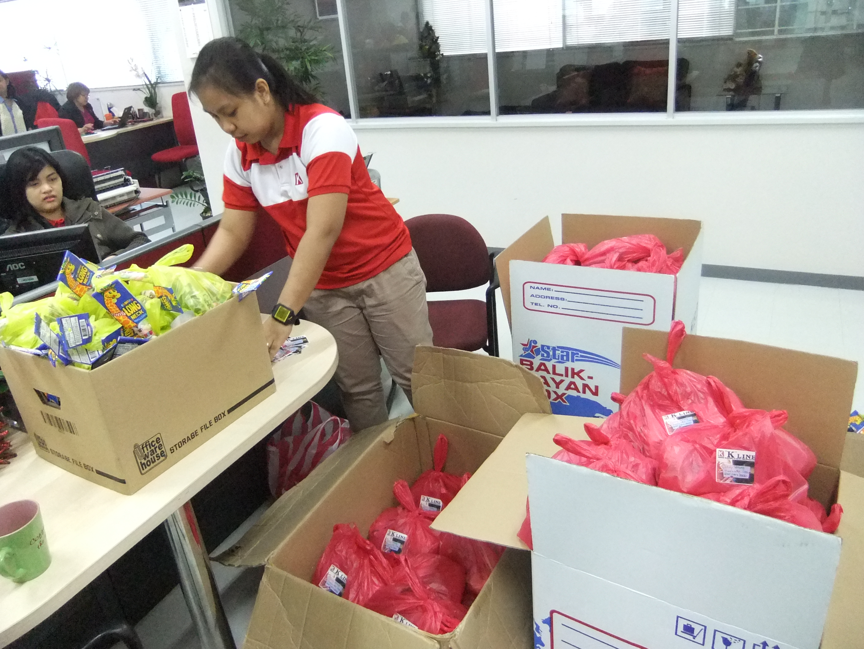 Yolanda Victims Donation