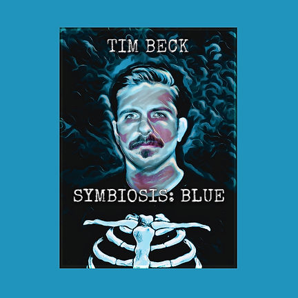 Symbiosis - BLUE Album Cover