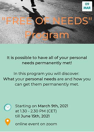 20210309 event badge - Free of needs pro