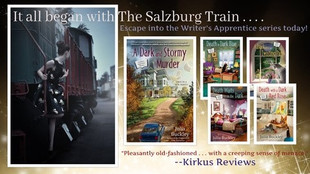 Escape into Cozy Mystery