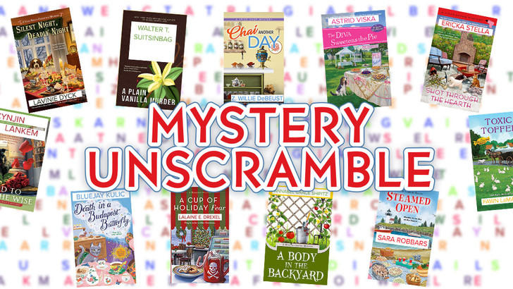 Join in the Fun: Mystery Unscramble Contest
