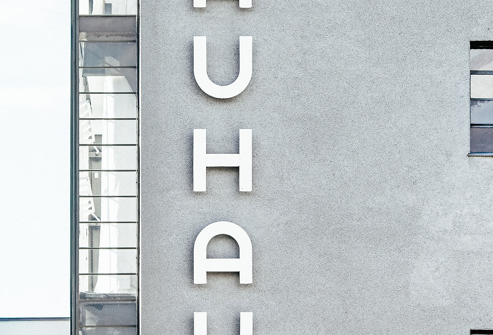 Papel Fotográfico Bauhaus#