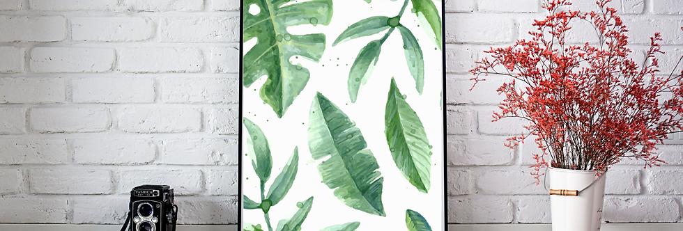 Quadro Botanic
