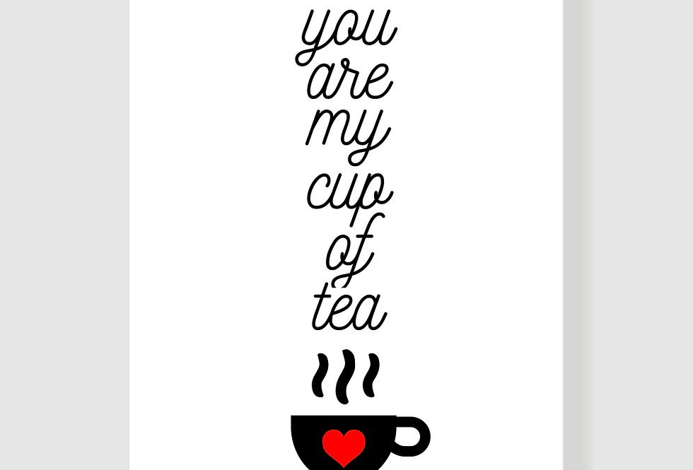 Quadro Cup Tea