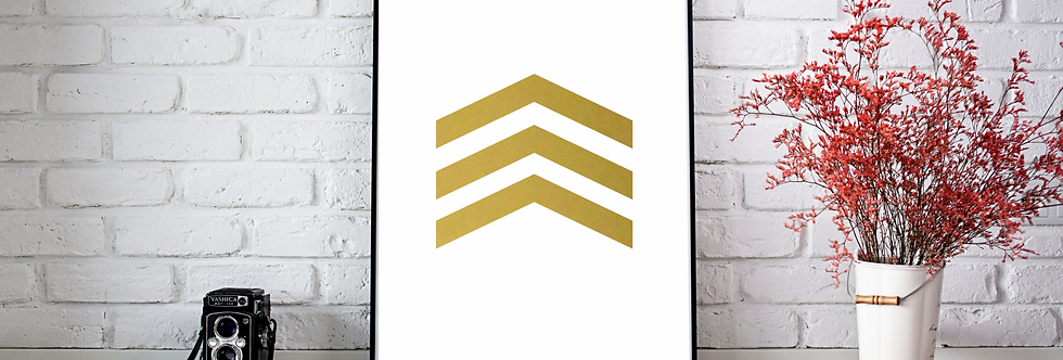 Quadro Gold Way