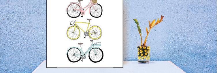 Quadro Colors Bike