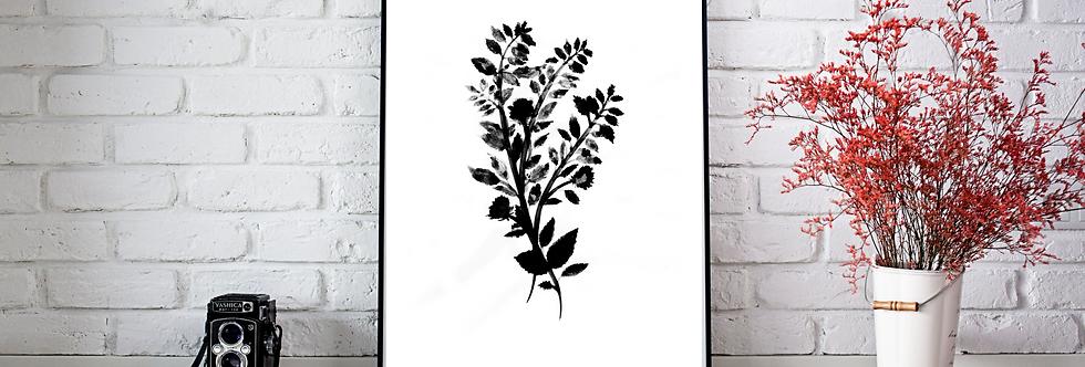 Quadro Botanical