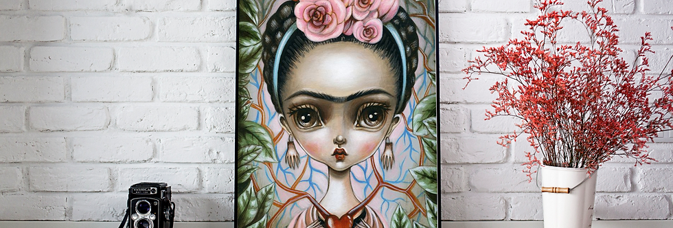 Quadro Little Frida