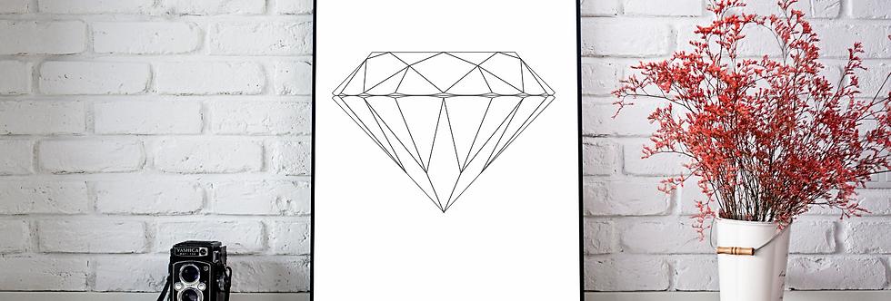 Quadro Diamonds Line
