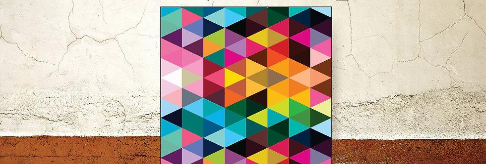 Quadro Colors Geo