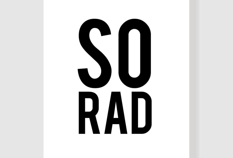 Quadro So Rad