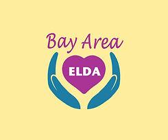 ELDA Bay Area Logo Split Hands Red Bay A